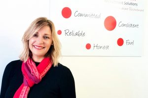 Photo of Jeanette Hingley founder of Berry Rowan Recruitment